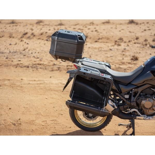 ΣΕΤ ΠΛΑΙΝΕΣ ΒΑΛΙΤΣΕΣ ΠΛΑΣΤΙΚΕΣ HONDA AFRICA TWIN CRF1100L Γνήσια Αξεσουάρ Honda