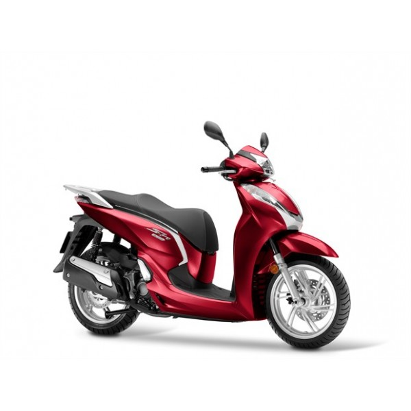 SH 300i TRACTION SMART BOX MY19 Scooter