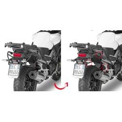 CROSSRUNNER VFR800X ('15->) ΒΑΣΕΙΣ ΒΑΛΙΤΣΑΣ GIVI SIDE Βάσεις στήριξης βαλίτσας