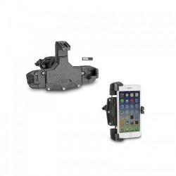 GIVI SMART CLIP UNIVERSAL ΒΑΣΗ ΣΤΗΡΙΞΗΣ SMARTPHONE & GPS S920L Βάσεις στήριξης συσκευών