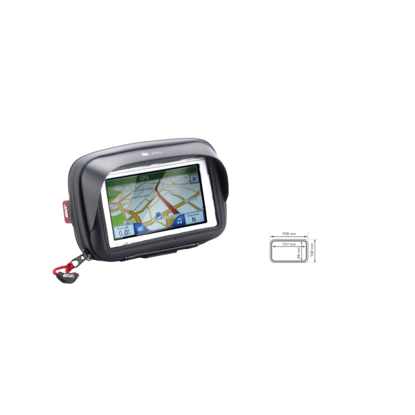 GIVI S954B ΒΑΣΗ ΣΤΗΡΙΞΗΣ SMARTPHONE & GPS Βάσεις στήριξης συσκευών