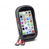 GIVI S956B ΒΑΣΗ ΣΤΗΡΙΞΗΣ IPHONE 6,7 & GPS Βάσεις στήριξης συσκευών