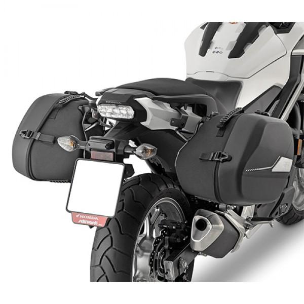 ΣΑΚΟΙ ΠΛΑΙΝΟΙ GIVI ST601 Multilock Σάκοι μοτοσυκλέτας