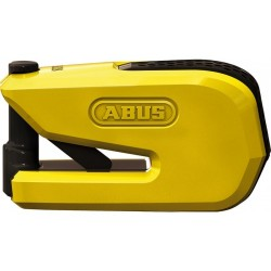 ΚΛΕΙΔΑΡΙΑ ΔΙΣΚΟΦΡΕΝΟΥ ABUS Detecto Granit 8078 SmartX™ yellow Κλειδαριές