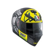 AGV K3 SV WINTER TEST 2012 PINLOCK Κράνη
