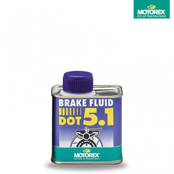 ΥΓΡΟ ΦΡΕΝΩΝ MOTOREX 5.1 Υλικά περιποίησης-Λιπαντικά