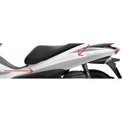 ΑΡΙΣΤΕΡΟ ΠΙΣΩ ΚΑΛΥΜΜΑ PCX125i Γνήσια Ανταλλακτικά Honda