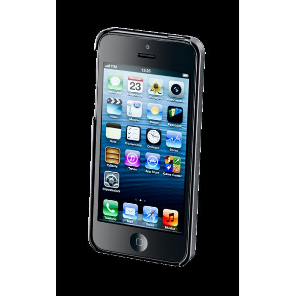 MOMO DESIGΝ IPHONE 5 / 5S COVER BACK BLACK MOMO DESIGN