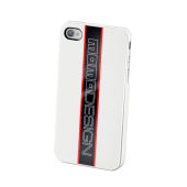 MOMO RACING IPHONE 4/4S COVER BACK WHITE MOMO DESIGN