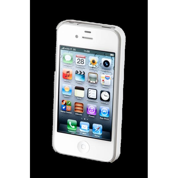 MOMO RACING IPHONE 4/4S COVER BACK WHITE MOMO DESIGN