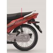 ΑΡΙΣΤΕΡΟ ΠΙΣΩ ΚΑΛΥΜΜΑ ANF125i INNOVA Γνήσια Ανταλλακτικά Honda