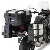 CB500X ('13-'18) ΠΛΑΙΝΕΣ ΒΑΣΕΙΣ ΒΑΛΙΤΣΑΣ GIVI Βάσεις στήριξης βαλίτσας