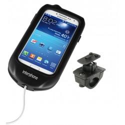 INTERPHONE ΒΑΣΗ ΣΤΗΡΙΞΗΣ MOTO SAMSUNG GALAXY S4 Βάσεις στήριξης συσκευών