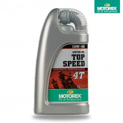 ΛΑΔΙ ΚΙΝΗΤΗΡΑ MOTOREX TOP SPEED 10W/40 Υλικά περιποίησης-Λιπαντικά