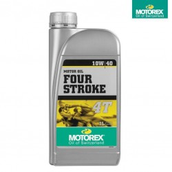 ΛΑΔΙ ΚΙΝΗΤΗΡΑ MOTOREX FOUR STROKE 10W/40 Υλικά περιποίησης-Λιπαντικά