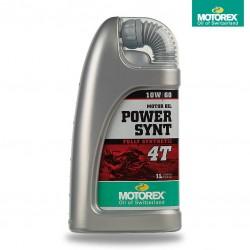 ΛΑΔΙ ΚΙΝΗΤΗΡΑ MOTOREX POWER SYNT 10W/60 Υλικά περιποίησης-Λιπαντικά
