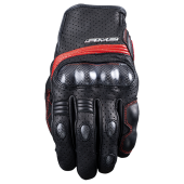FIVE SPORTCITY S CARBON BLACK-RED